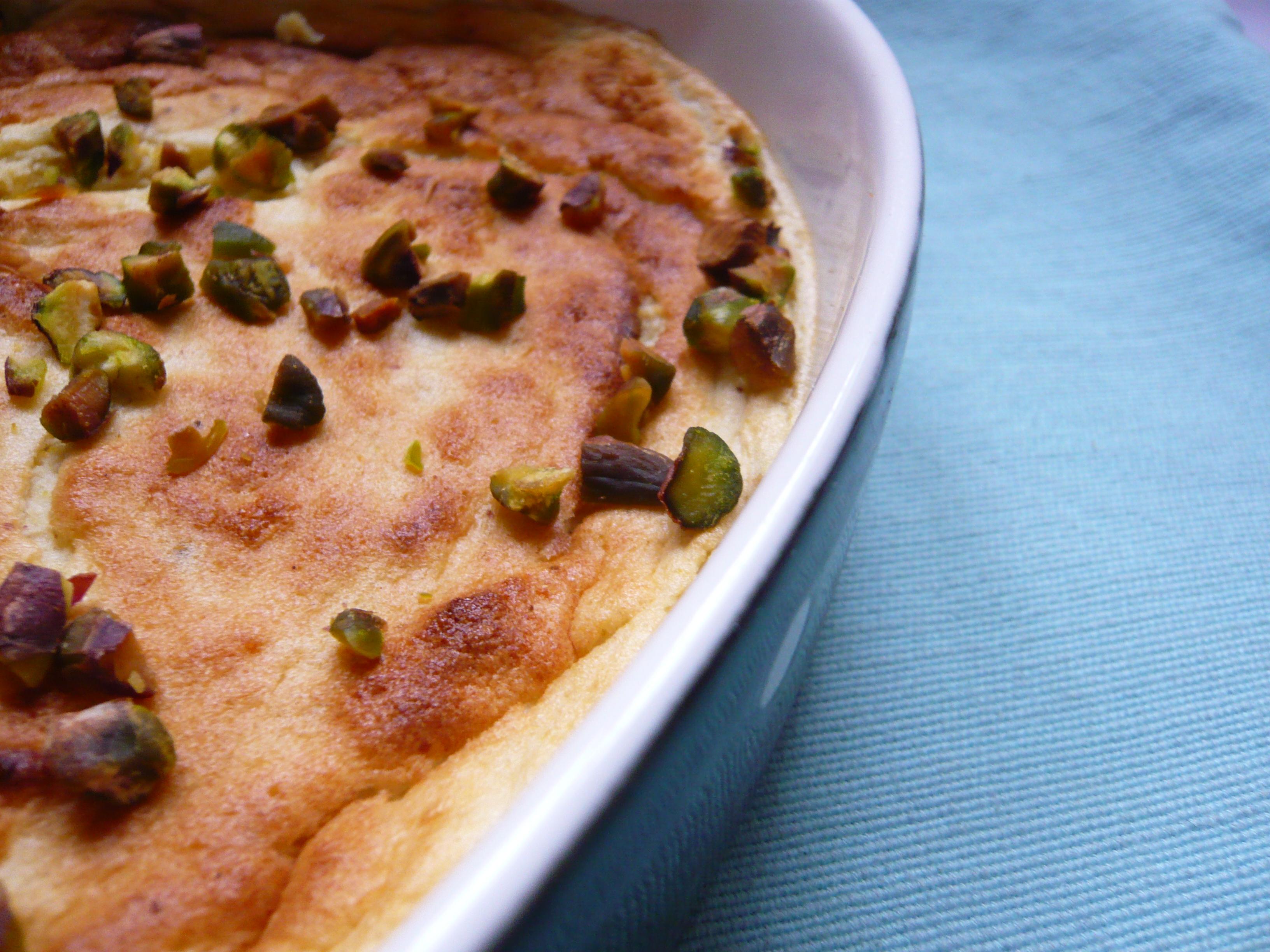 mediterranean dessert | The Curious Baker