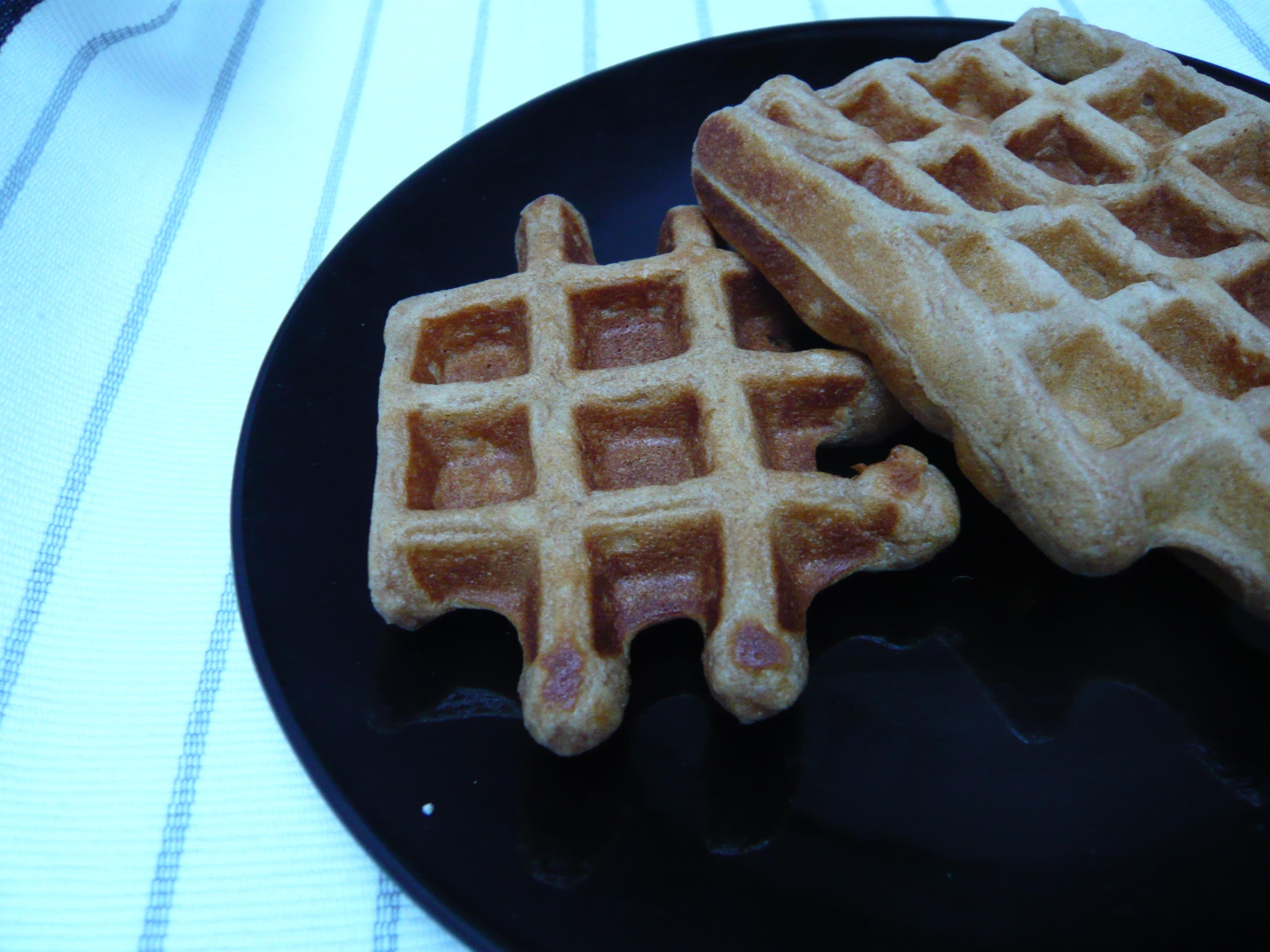 Teff Waffles 2