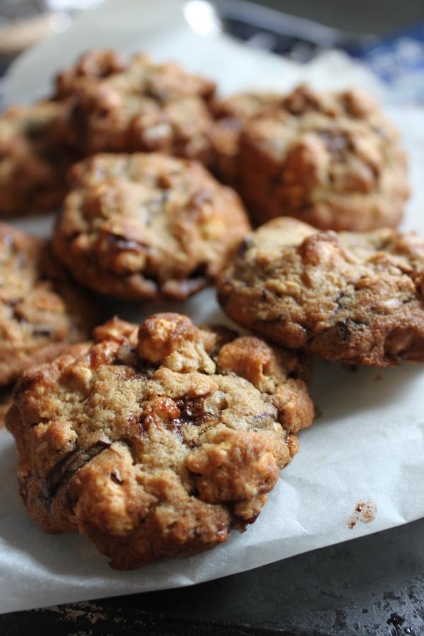 Gf popcorn cookies