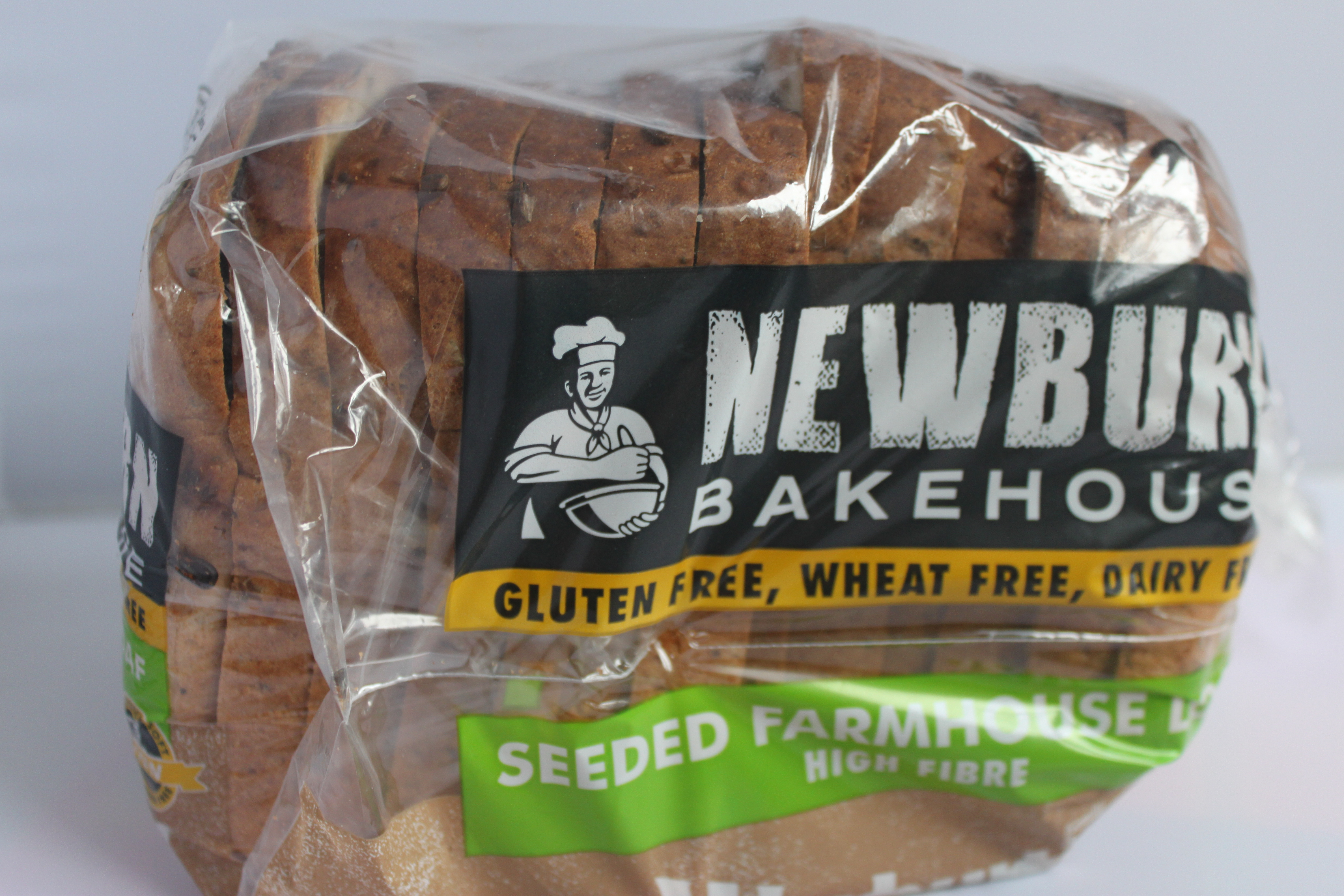 5 Newburn Bakehouse By Warburtons High Fibre Seeded Farmhouse Loaf