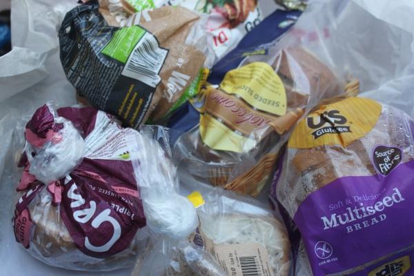 gluten free loaves